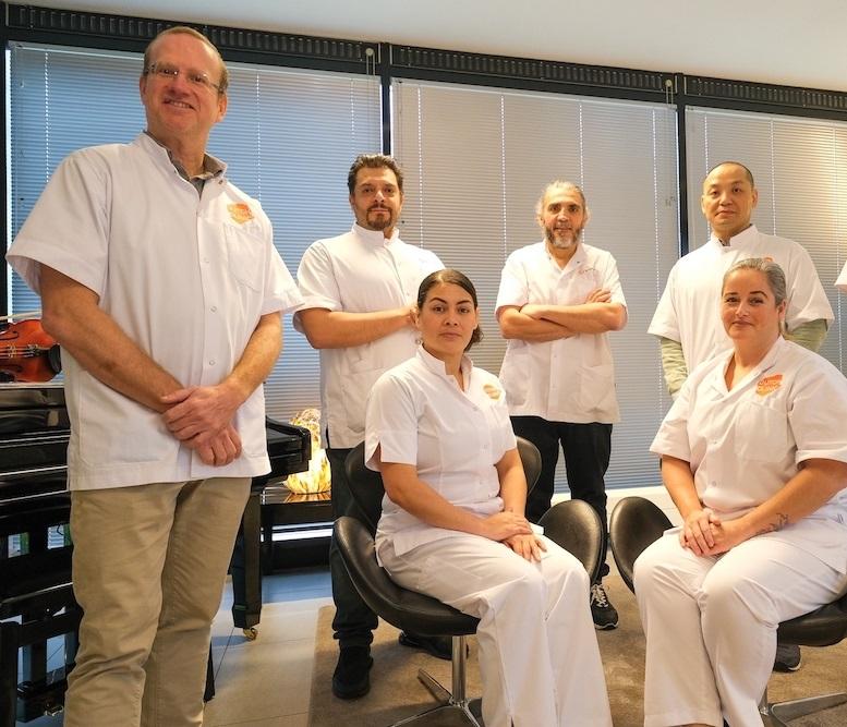 Dutch clinic team